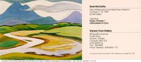 Doris McCarthy: New Watercolours and Sketches of Ireland