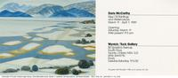 Doris McCarthy: New Oil Paintings and Watercolours