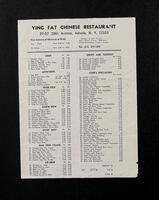 Ying Fat Chinese Restaurant