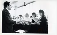 Scarborough College Chorus conducted by Michael Coghlen Remembrance Day Service - Nov. 11/1985