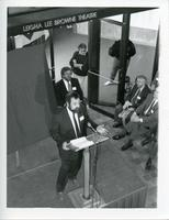 Opening Leigha Lee Browne Theatre, 1993