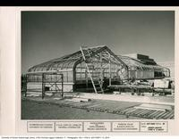 Science Wing, roof, Greenhouses