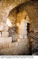 Inside Byblos castle at Byblos archaeological site