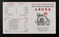 Nueva Villa China Restaurant