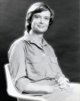 Portrait: Joan Foley, Principal, 1979