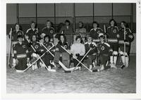 Female hockey team