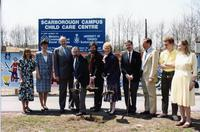 Groundbreaking Event for N'Sheemaehn daycare centre