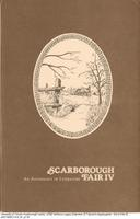 Scarborough Fair IV, front cover