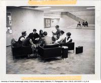 Students in the Meeting Place