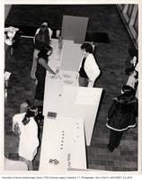 Information Booths for Science Open House
