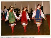Ukrainian Dancers at Decennial Event and Convocation Ball