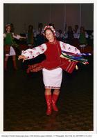 Ukrainan Dancer at Decennial Event and Convocation Ball