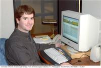 Michael Morrow, Computer & Networking services, ARC Scarborough Campus
