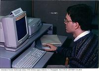 Student & Computer, Scarborough Campus